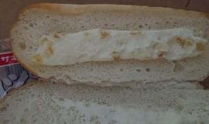 ヤマザキコッペパンりんごバター風味3