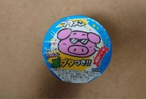 ブタメン「タンしお味」1