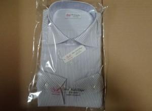 綿100%長袖ワイシャツ日本製3枚セット7