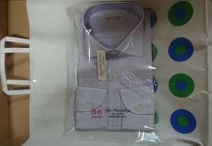 綿100%長袖ワイシャツ日本製3枚セット5