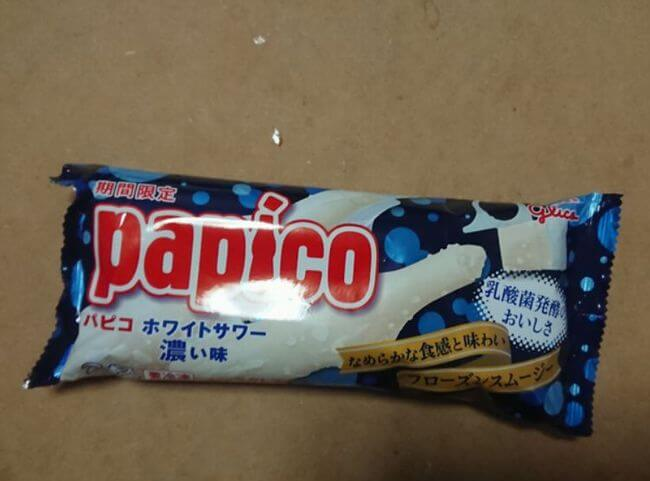 パピコホワイトサワー濃い味1