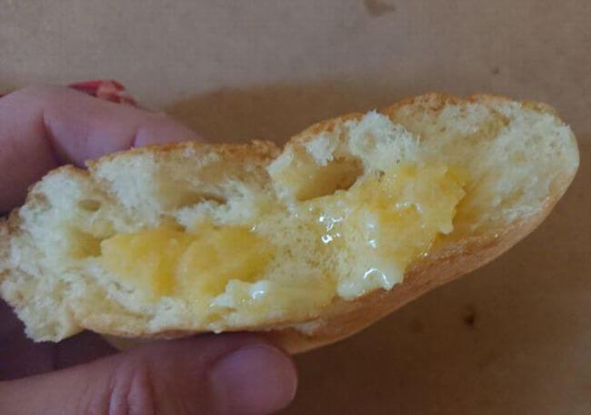温めてもおいしい安納芋パン6