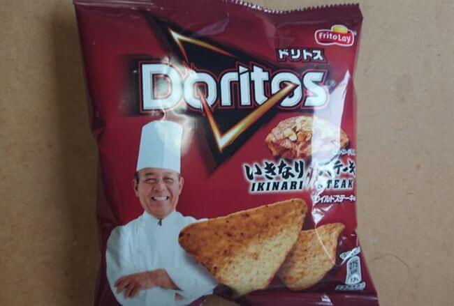 ドリトス いきなりステーキ ワイルドステーキ味1